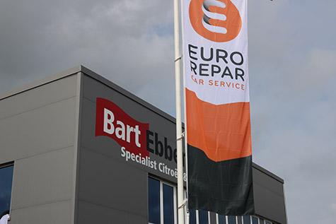 Autobedrijf Bart Ebben Malden verder met Eurorepar Car Service