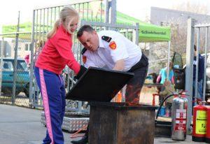 Brandweer demonstraties en clinics op Taste of Life event Autobedrijf Bart Ebben Malden - Nijmegen