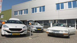 Veel Citroen en Peugeot op Taste of Life event Autobedrijf Bart Ebben Malden