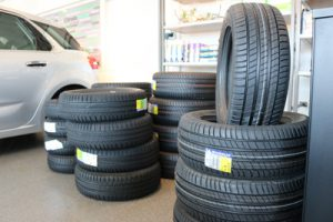 Michelin Autobanden voor personenauto's en bestelwagens in Malden regio Nijmegen
