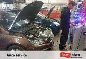 Airco inspectie voor alle automerken en bouwjaren BOVAG Autobedrijf in Malden bij Nijmegen - ook service voor R1234yf koudemiddel