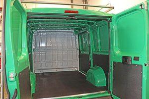 Citroen Jumper Bedrijfswagen nieuw geleverd - laadvloer en imperiaal gemonteerd