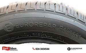 Eurorepar autobanden bij Autobedrijf Bart Ebben voor Malden - Mook - Groesbeek - Cuijk - Overasselt - Nijmegen