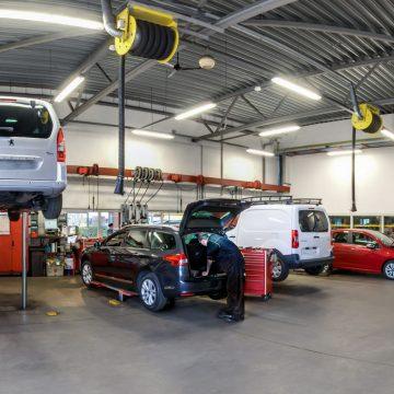 Onderhoud reparaties werkplaats Autobedrijf Bart Ebben Malden - Eurorepar - BOVAG
