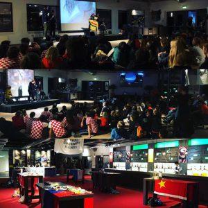 Global Montessori Games cultuur - uitwisseling in avondprogramma