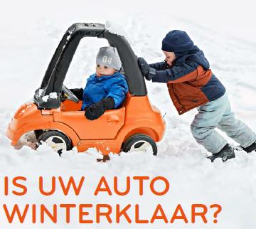 Uw auto winterklaar - Wintercheck bij Autobedrijf Bart Ebben in Malden